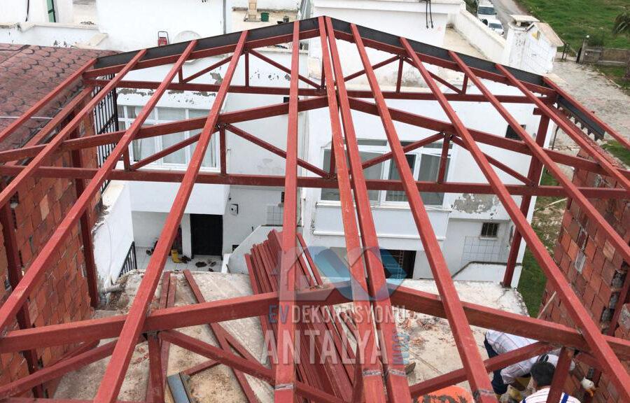 çatı-düzenleme